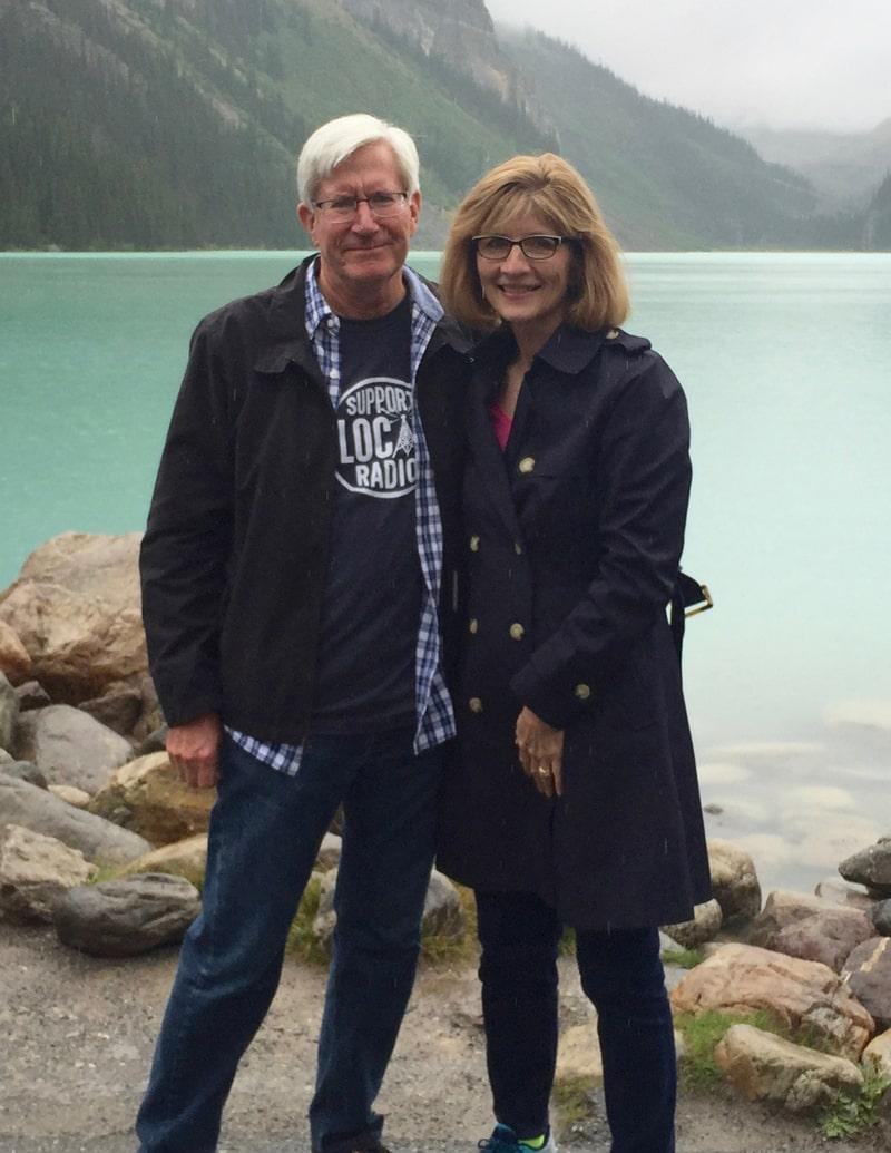 Debbie and Paul Wesslund