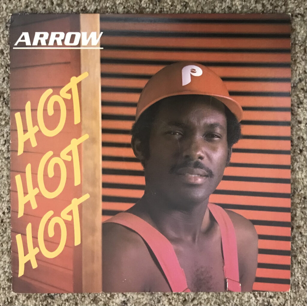 Arrow's Hot Hot Hot is the all-time best selling soca song